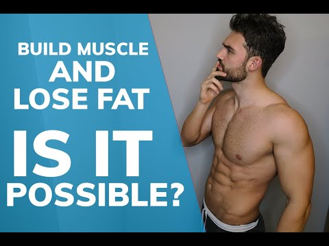 Nutrition Plan For Building Muscle And Losing Fat | Diet Plan For Muscle Building