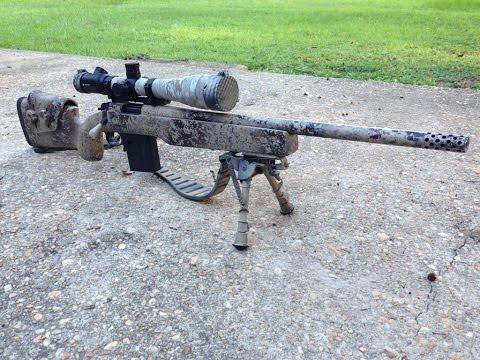 LONG RANGE SHOOTING 308