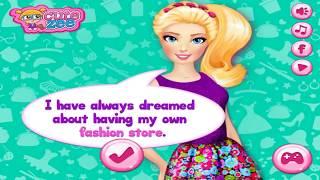 Barbie opened her boutique !!! Барби открыла свой бутик!!!