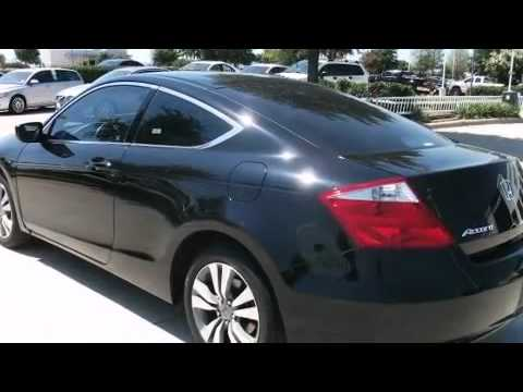 2008 honda accord 2 4 lx s coupe in frisco tx 75034 youtube. Black Bedroom Furniture Sets. Home Design Ideas