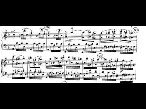 """Beethoven - Piano Sonata No. 17, Op. 31/2 """"Tempest"""" III. Allegretto (Kempff)"""