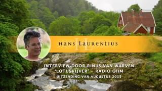 Interview Lotusvijver 2015 Met Hans Laurentius Door Rinus Van Warven