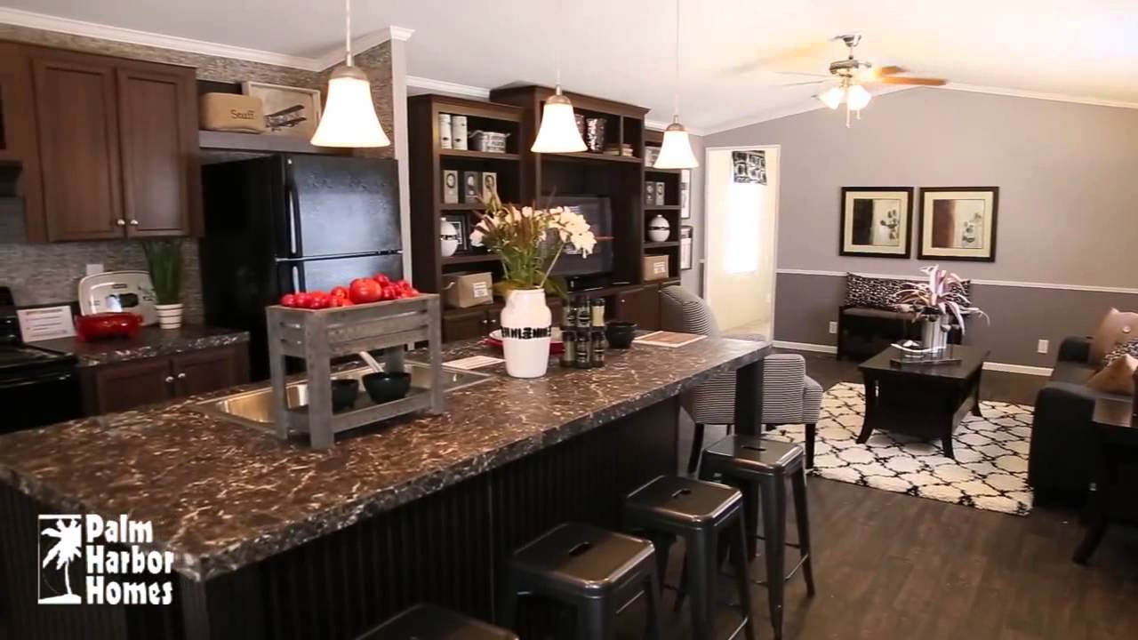 the home box office manufactured home by palm harbor homes youtube. Black Bedroom Furniture Sets. Home Design Ideas