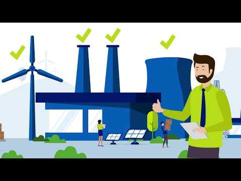 Vidéo Voix médium jouée pour EDF