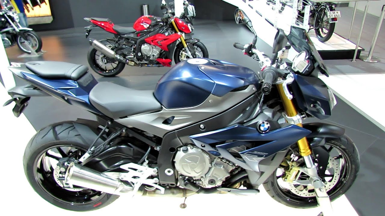 2014 bmw s1000r blue colour walkaround debut at 2013 eicma milano motorcycle exhibition. Black Bedroom Furniture Sets. Home Design Ideas