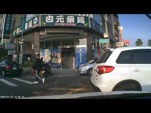 三寶逆向行駛警察不處理 我有報案斗南火車站警察不處理啊