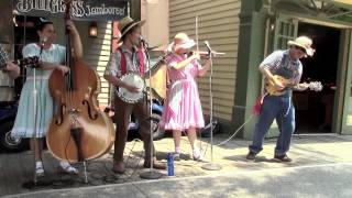 Cedar Point Amusement Park - Bluegrass Jamboree 2014 - Sweet Child O