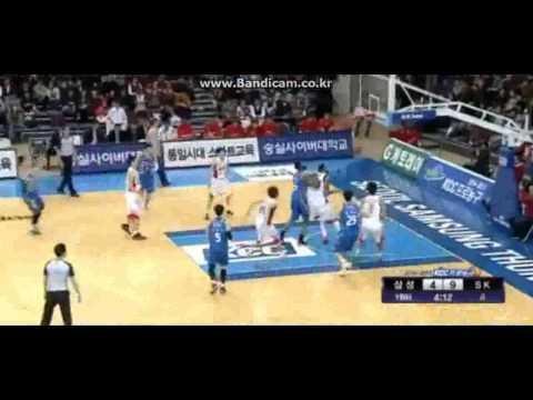 Seoul Samsung Thunders vs Seoul SK Knights - 2