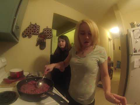 Cooking With Mandie Part 1