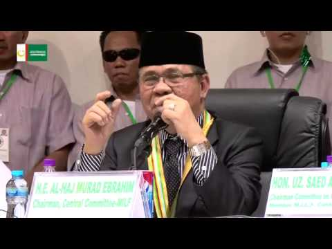 The Bangsamoro Assembly in Jeddah