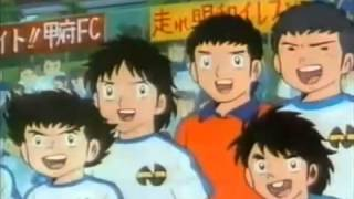 Kapitan Tsubasa - odcinek22! (Niezwykli Bracia)