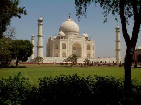 "► ""Taj Mahal"" – Symbol of Love | Agra, Uttar Pradesh, India"