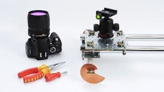 How to Make a Camera Slider