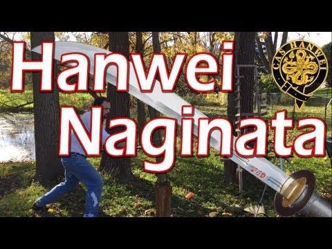 Hanwei Naginata Review