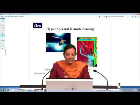 08 Sep 2016_Hyperspectral Remote Sensing_Mrs  Shefali Agarwal