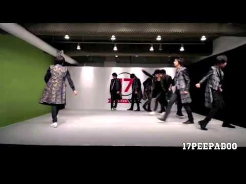 130511 SEVENTEEN SHOW DANCE TO HELLO [YOBOSEYO]