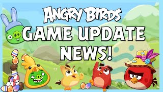 Angry Birds Game Update News! Easter 2021