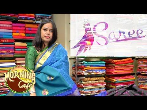 Indian Saree typesஆடையலங்காரம் 24-03-17 PuthuYugamTV Show Online