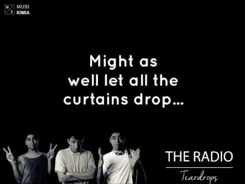 The Radios - Teardrops - With Lyric