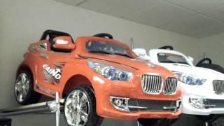 видео: Машина для детей бмв на аккумуляторе 2088