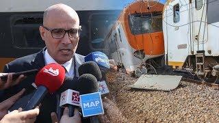 """يوم حزن في """"بوقنادل"""" بعد فاجعة القطار..والمدير الجهوي للصحة يكشف تفاصيل عملية إنقاذ الضحايا"""