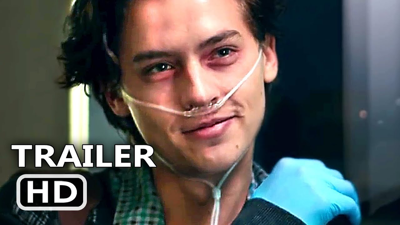Five Feet Apart Trailer  Cole Sprouse Movie Hd