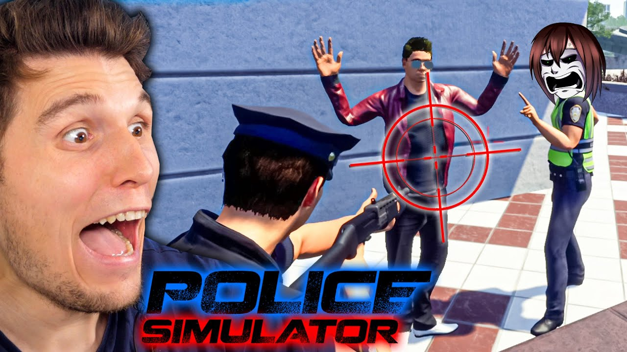 Paluten & GermanLetsPlay VERHAFTEN Schmuckdiebe! | Polizei Simulator