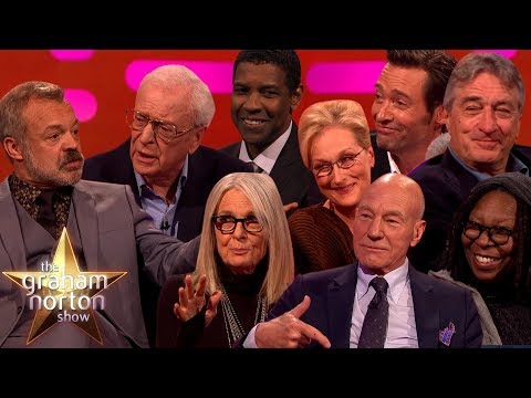 Download Youtube: THE GREATEST ACTORS OF ALL TIME on The Graham Norton Show
