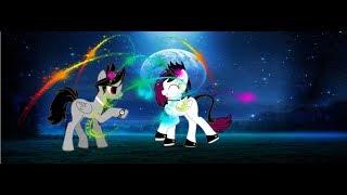 пони-клип  танцы под луной