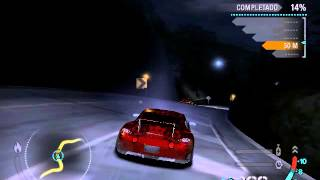 Need For Speed Carbon Carrera en Cañon
