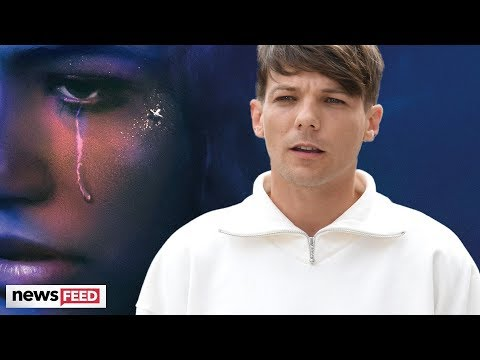 Louis Tomlinson ANNOYED Over One Direction Scene In 'Euphoria' Mp3