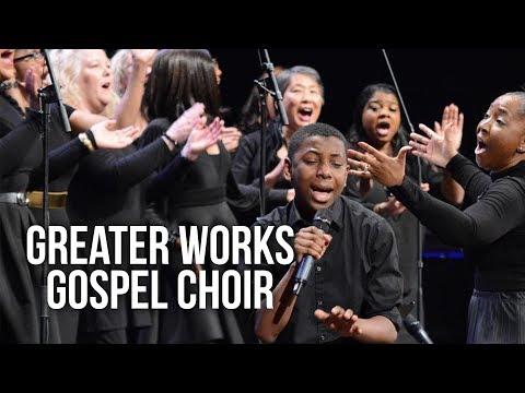 Eastridge Church - Greater Works Gospel Choir Performance