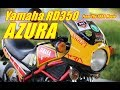 Yamaha Rd350 Dari Filem Azura 1984 Selepas 35 Tahun