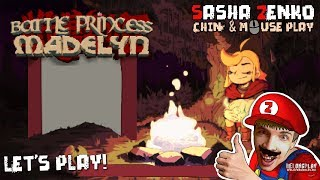 Battle Princess Madelyn Gameplay (Chin & Mouse Only)