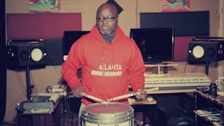 "Making The Drum Line Snare Drum Solo Tutorial ""Smoove"""