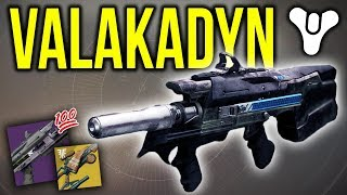 THE VALKADAYN WAS BUFFED... AND IT'S INSANE!! (Destiny 2)