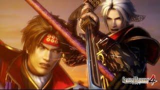 Samurai Warriors 4 - Launch Trailer