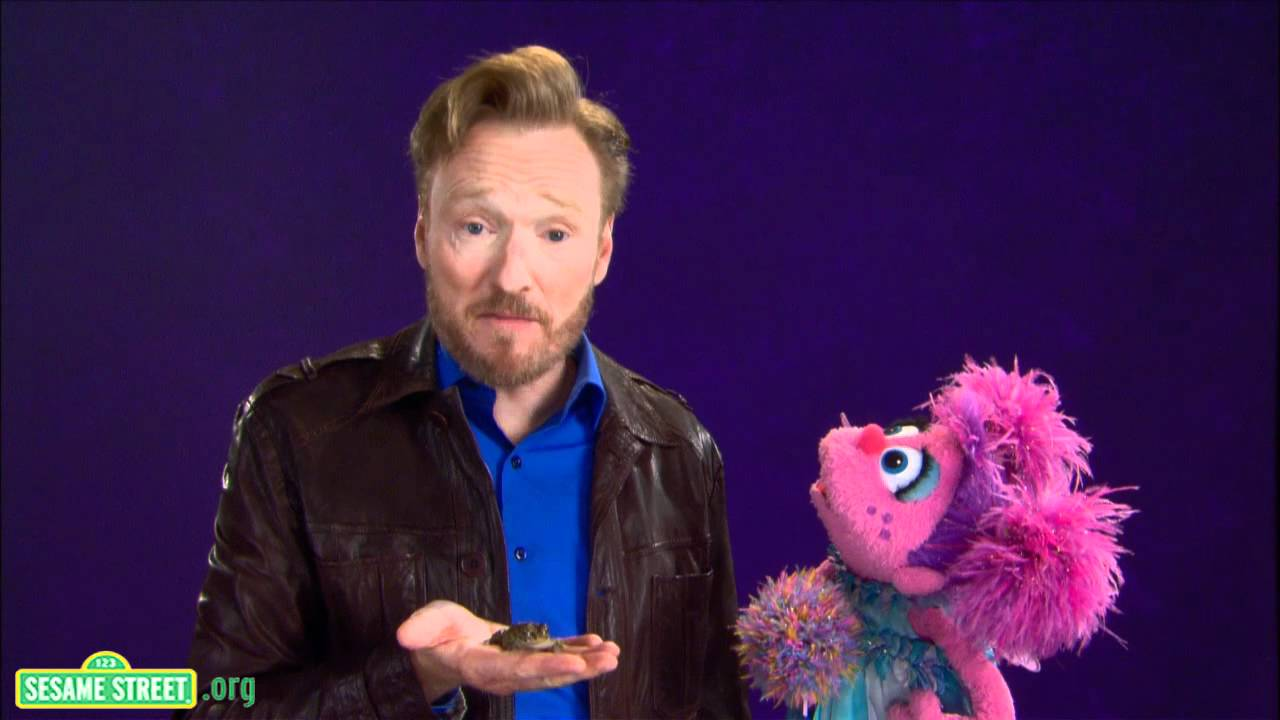 Sesame Street: Conan O'Brien: Amphibian