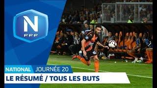 Championnat National : le résumé de la 20e journée I FFF 2018-2019