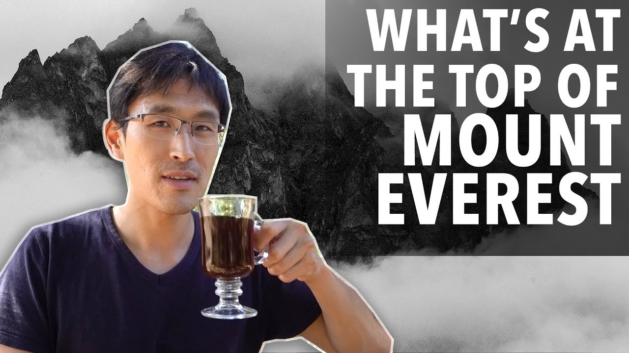What's at the top of Mount Everest?  (ex-Google engineer tells you the meaning of life)