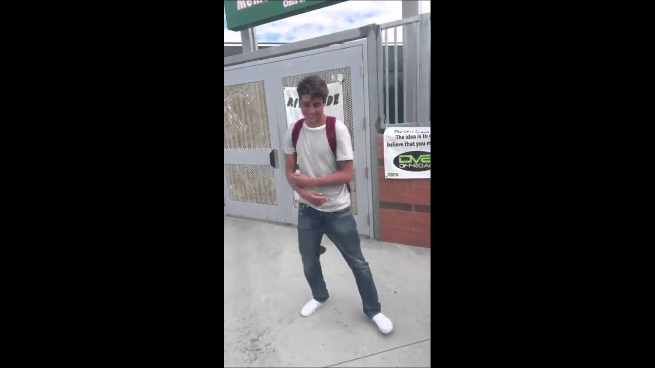 Damn Daniel Back At It Again With The White Vans Original Youtube