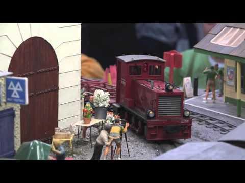 Elsecar 16mm Garden Railway Show 2015