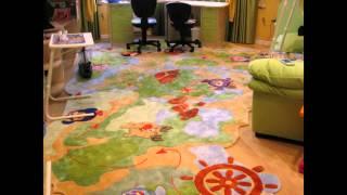 Ковёр для детской - авторские ковры на заказ