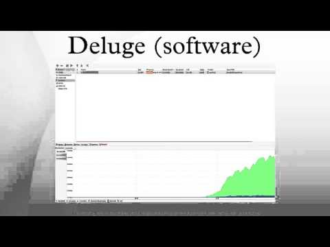 Deluge (software)