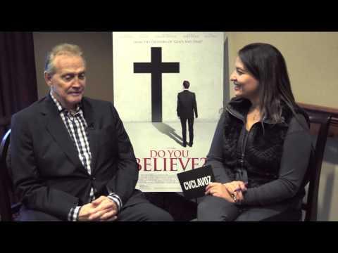 Entrevistas a Lee Majors - El poder de la Cruz