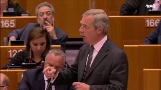 برلمان أوروبا لبريطانيا: لا رحمة بعد اليوم