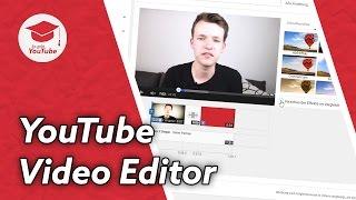 Videos mit dem YouTube Video Editor schneiden - Tutorial   QuickTipp