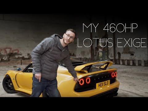 My 460hp Lotus - Full Walkaround of Crazy Modified Exige