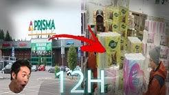 12H PRISMASSA🔥 *Rakennettiin Linnoitus*