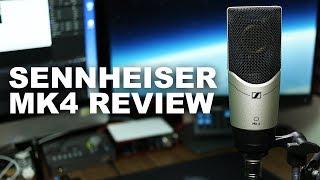 Sennheiser MK4 Mic Review / Test